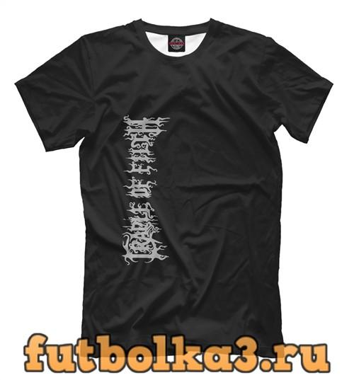 Футболка Cradle of filth мужская