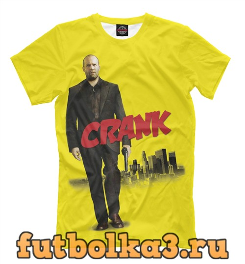 Футболка Crank мужская