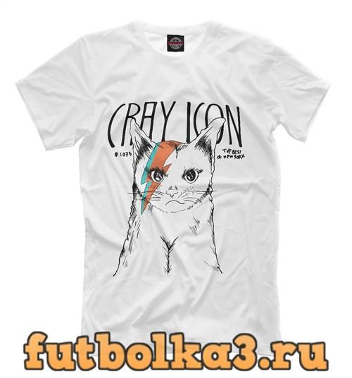 Футболка Cray ion мужская