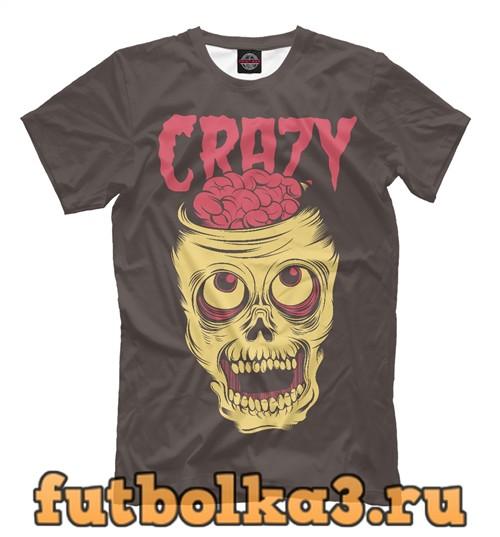 Футболка Crazy мужская
