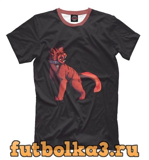 Футболка Devil cat мужская