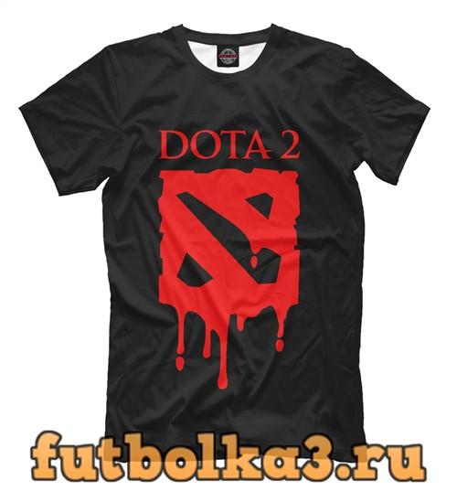 Футболка Dota 2 мужская