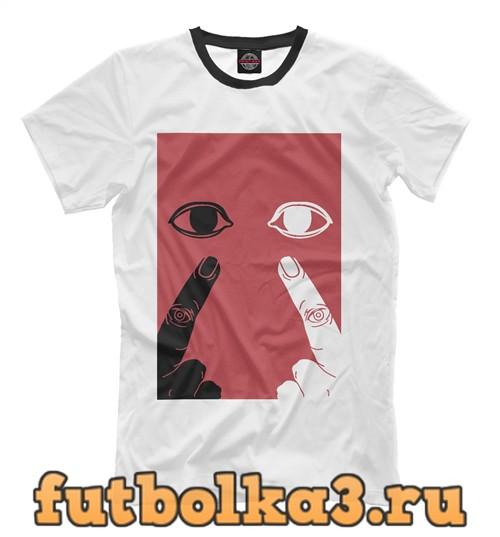 Футболка F you мужская