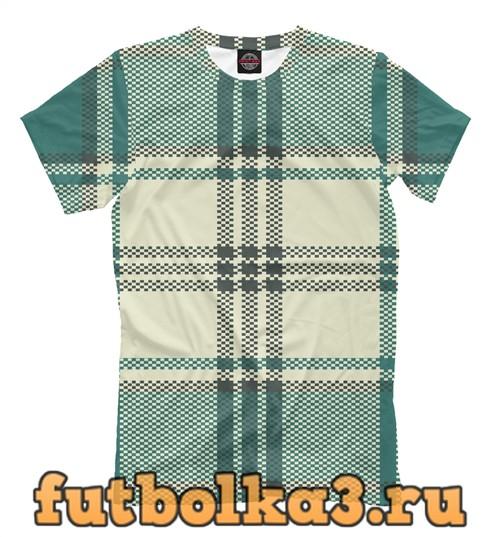 Футболка Fabric pixel мужская