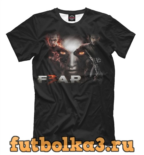Футболка F.E.A.R. мужская
