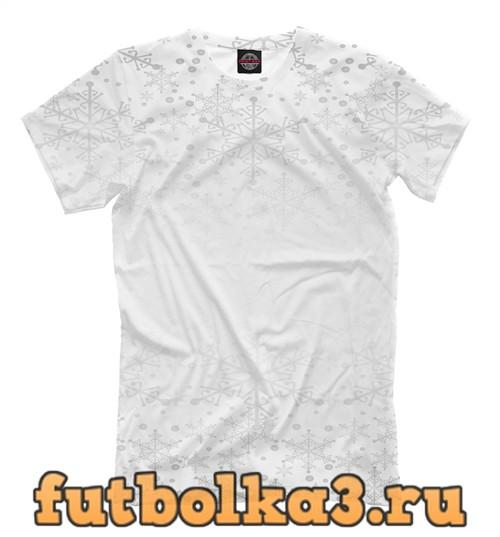 Футболка Flake мужская