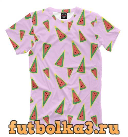 Футболка Flat watermelon мужская