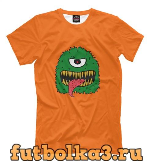 Футболка Flesh eater мужская