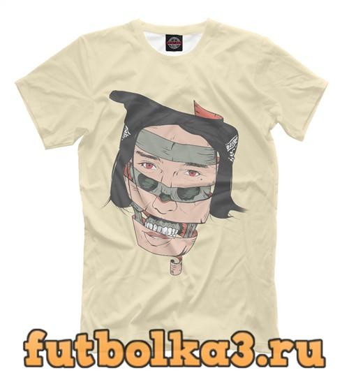 Футболка Flesh (ex.Закат 99.1) мужская