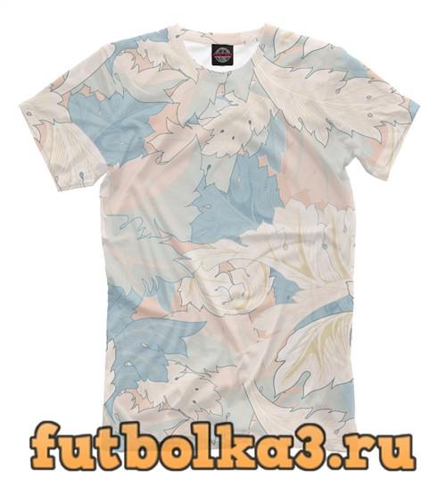 Футболка Floral jentle мужская