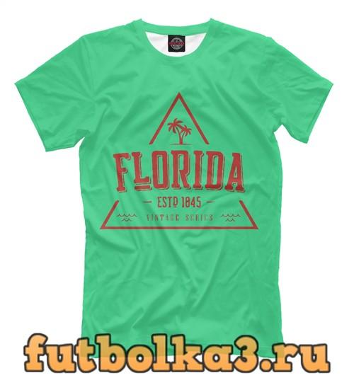 Футболка Florida vintage мужская