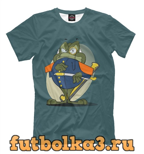 Футболка Жаб мужская