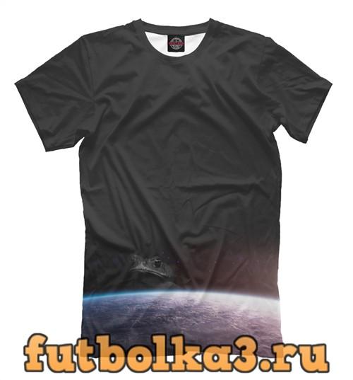 Футболка Жаба за горизонтом мужская