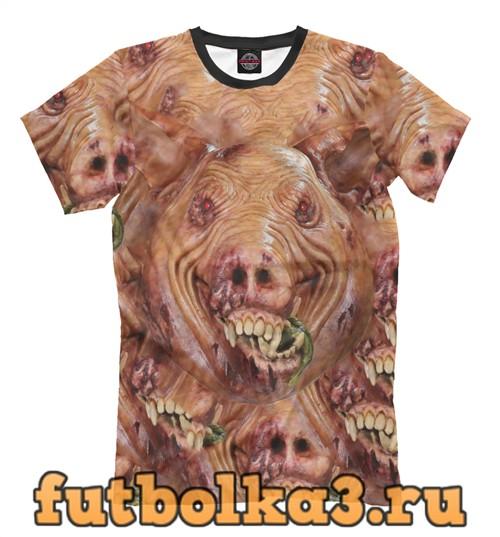 Футболка Жареная свинья мужская