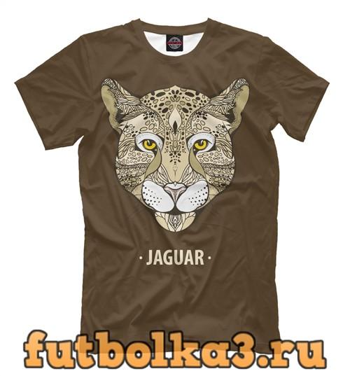 Футболка Jaguar мужская