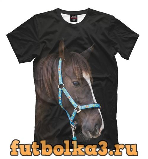 Футболка Лошадь мужская