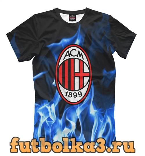 Футболка Milan sport мужская
