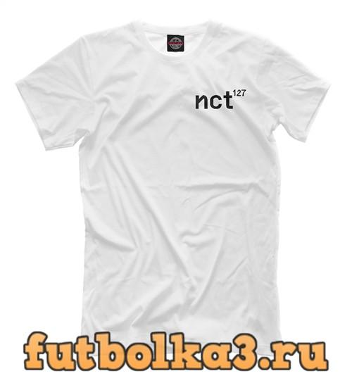 Футболка Nct 127 winwin мужская
