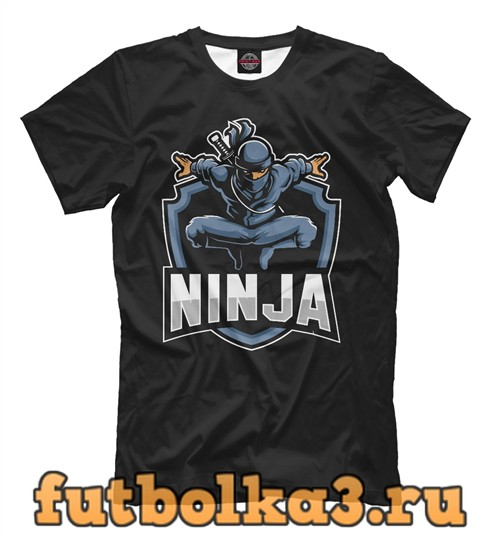 Футболка Ninja мужская
