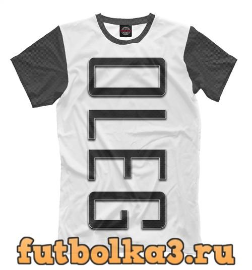 Футболка Oleg-carbon мужская
