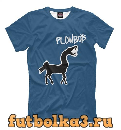 Футболка Пахари plowboys мужская