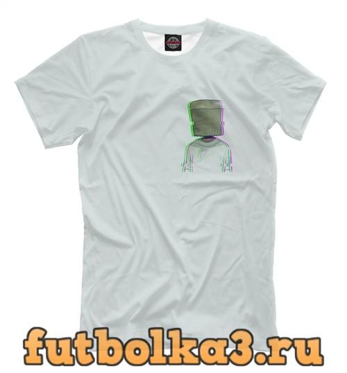 Футболка Пакечик мужская
