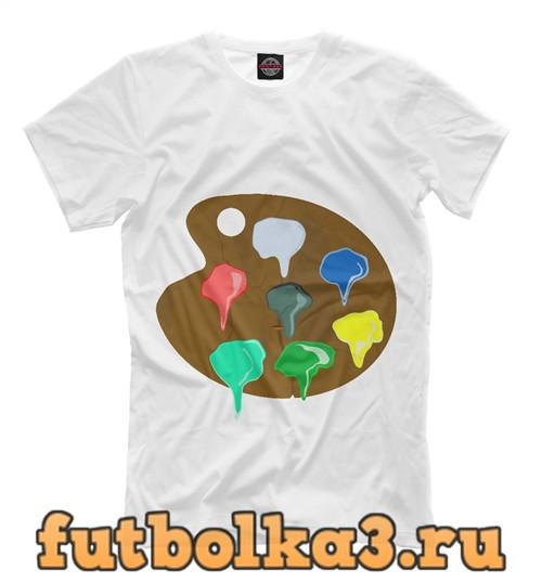 Футболка Палитра мужская
