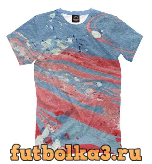 Футболка Палитра красок мужская