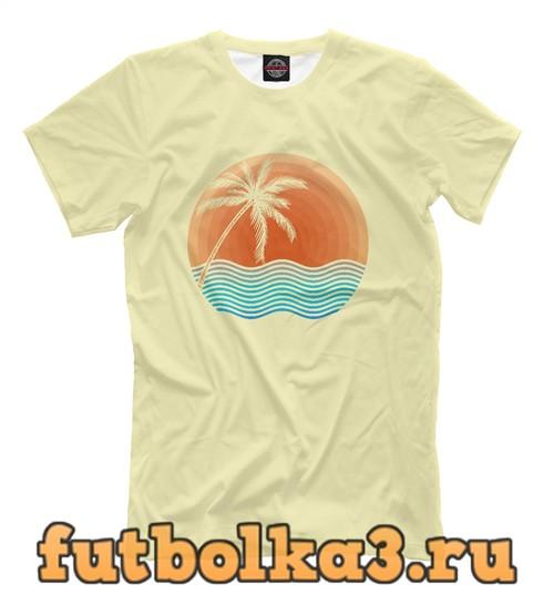 Футболка Пальма мужская