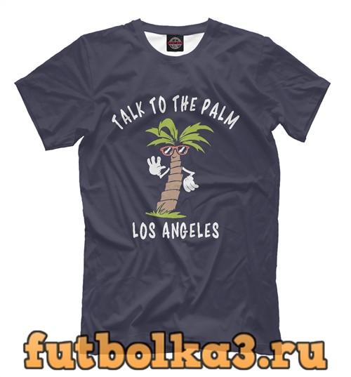 Футболка Пальма лос анджелес мужская