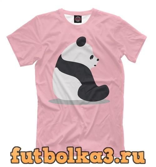 Футболка Панда мужская