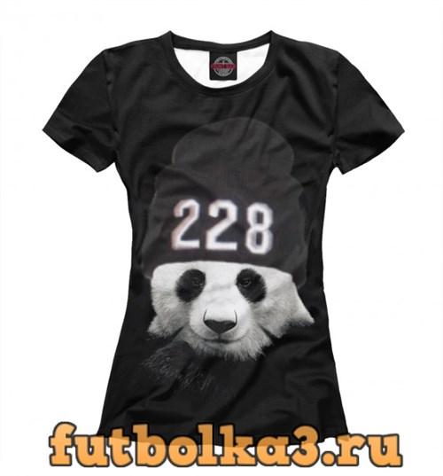 Футболка Панда 228 женская
