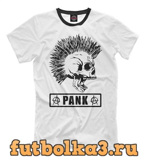 Футболка Панк мужская