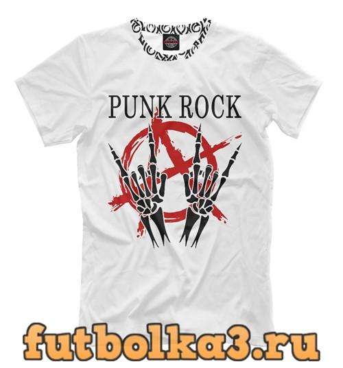 Футболка Панк-рок мужская