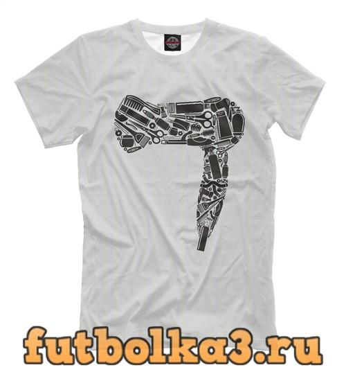 Футболка Парикмахер-стилист мужская