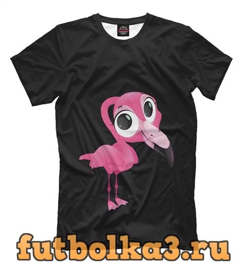 Футболка Пеликан мужская