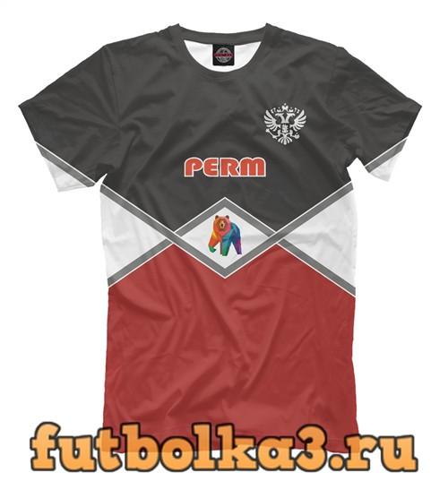 Футболка Пермь мужская