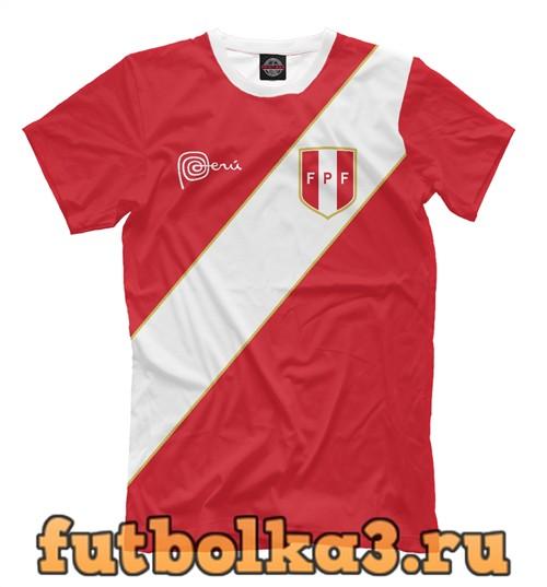 Футболка Перу мужская