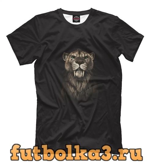 Футболка Саблезубый мужская