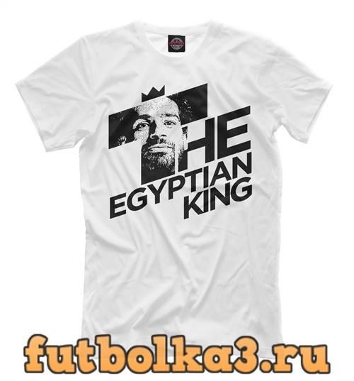 Футболка Салах - король египта мужская