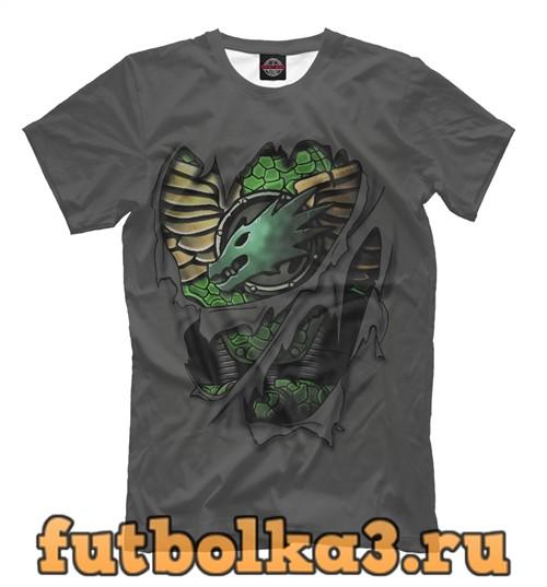 Футболка Саламандры мужская