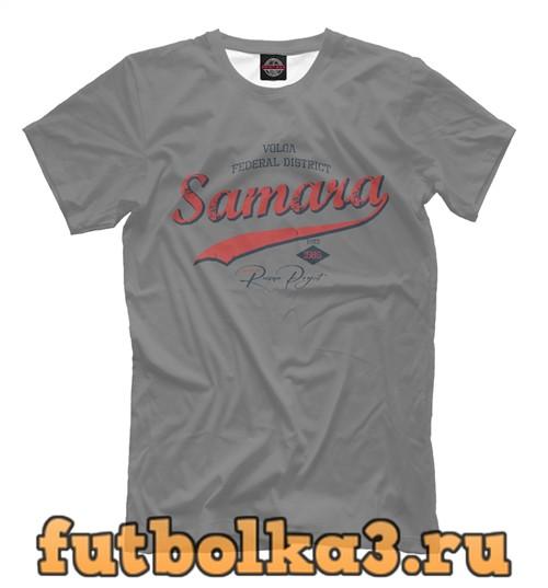 Футболка Самара пфо russian project мужская