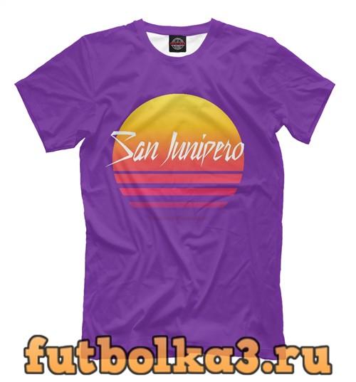 Футболка Сан-джуниперо мужская