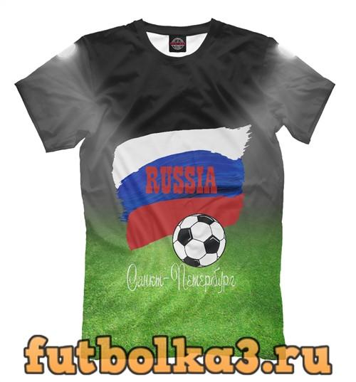 Футболка Санкт-петербург мужская