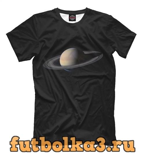 Футболка Сатурн мужская