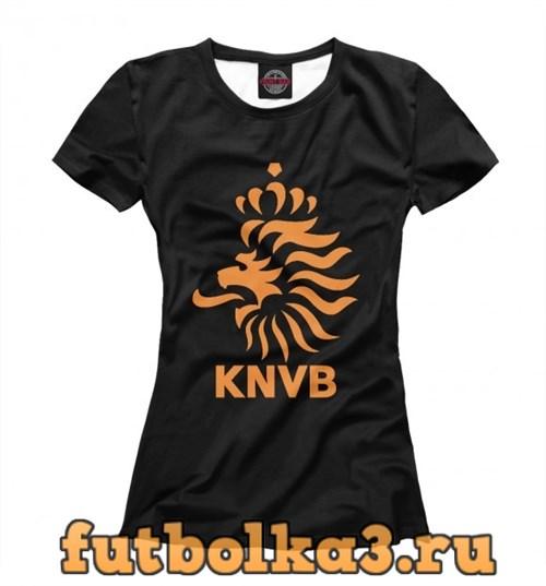Футболка Сборная Голландии женская