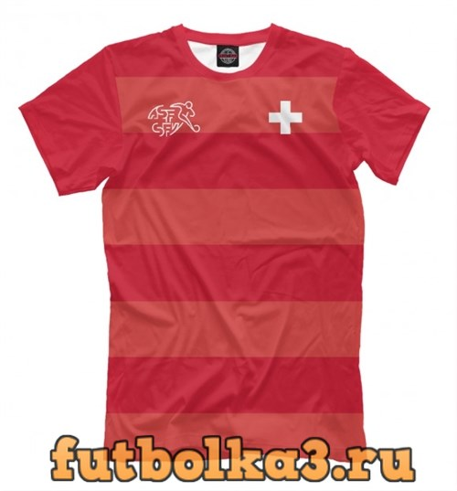 Футболка Сборная Швейцария мужская