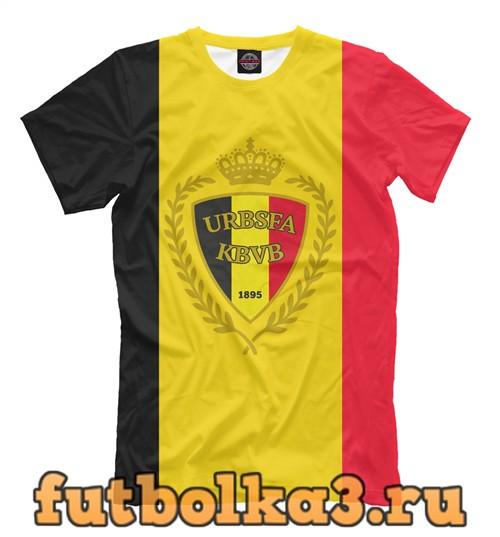 Футболка Сборная бельгии мужская