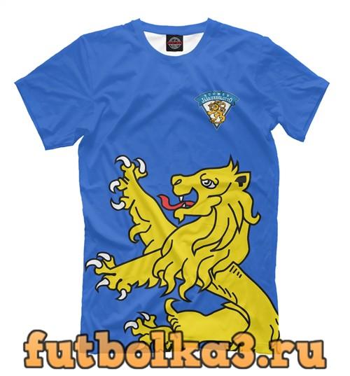 Футболка Сборная финляндии мужская