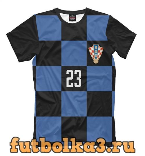 Футболка Сборная хорватии-субашич 23 мужская